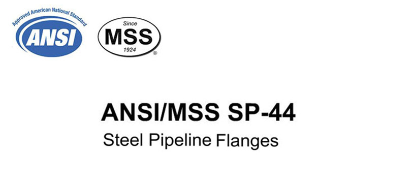 mss sp-44 flange specification